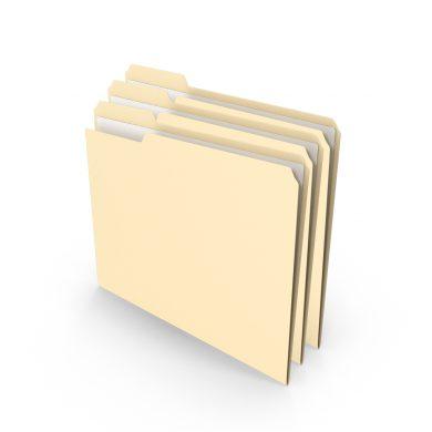 Dossiers suspendus