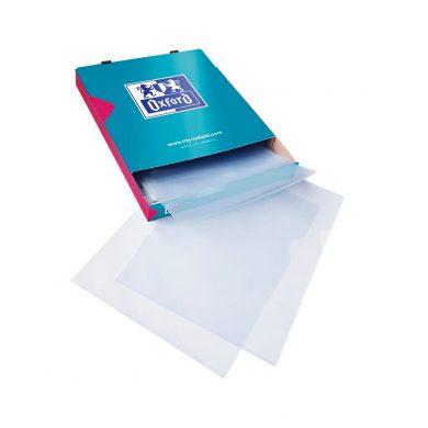 Pochettes transparentes